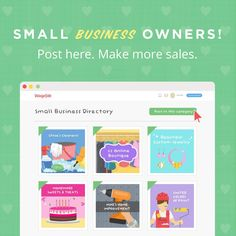 Many groups have opted for the Small Business Category for small and home-based businesses to post one ad with their business links. In most groups, only local business people can post as not to have the group dominated by non-residents.