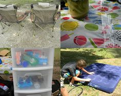 A few camping tips!