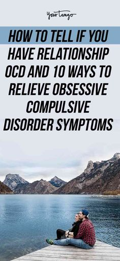Relationship OCD is surprisingly common. Here's how to tell if you have it yourself and the best way to handle the Obsessive Compulsive Disorder symptoms. Ocd Thoughts, Obsessive Thoughts, Relationship Addiction, Relationship Advice, Relationships, Add Disorder, Anxiety Disorder, Mental Health Disorders