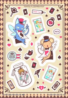 • cardcaptor sakura clamp card captor sakura Sakura Kinomoto Syaoran Li ichiban kuji banpresto Yukito Tsukishiro tomoyo daidouji kero-chan Touya Kinomoto Spinel Sun Sakura in wonderland nabi-asahina •