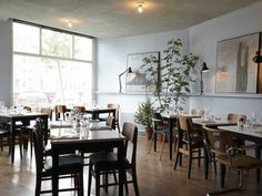 Restaurant Hemelse Modder Amsterdam