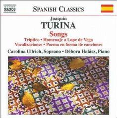 Joaquin Turina - Turina: Songs