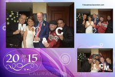 Diseños exclusivos de fotos para cada evento con el alquiler de las photobooths.