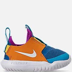 Boys' Toddler Nike Flex Runner Running Shoes Toddler Adidas, Toddler Nikes, Toddler Boys, Adidas Originals, The Originals, Nike Flex, Smooth Leather, Scarlet, Casual Shoes