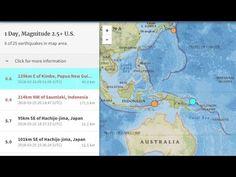 Earthquakes Increasing, Cosmic Dust | S0 News Mar.26.2018 https://youtu.be/ww5aUUoc0ko via @YouTube