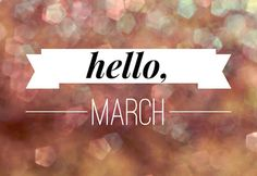 RunwithJackabee: March: Month @ a Glance