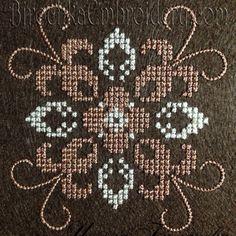 Free Machine Embroidery Design – Birochka Embroidery