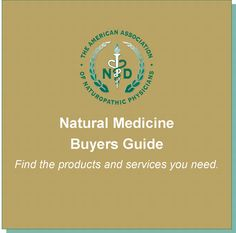 AANP - American Association of Naturopathic Physicians: Natural Medicine. Real Solutions.