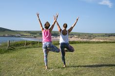 Hatha yoga is intended to create a balance of strength and flexibility in the body, as well as a balance of effort and surrender in each asana.   http://www.bluefizzevents.co.uk/yogaglamp/