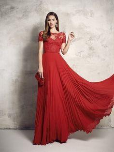 Colección de vestidos de noche... Espectaculares!