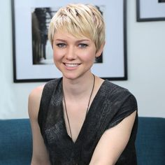 Very Short Pixie Style Haircuts