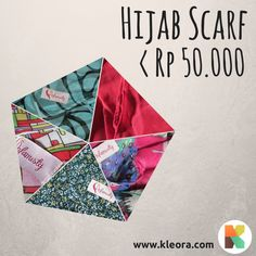Hijab Scarf dibawah Rp 50.000 ? Cuma di www.kleora.com lohhh ayo sebelum kehabisan :D  #kleora #jual #beli #murah #promosi #iklan #baju #fashion #marketplace #jualan #kosmetik #belanja #shopping #diskon #promo #dress #hijab #lingerie #jumpsuit #makeup #shorts #bag #tas #shoes #sepatu #heels #flats #wedges #sandals #boots #sneakers #snack #drink  #watch #jamtangan #purse #dompet #health #beauty #mask #skincare #perfume #nailcare #slimming #stationery #baby #kid
