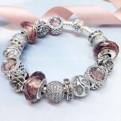 #pandora #bracelet //PINTEREST: selinaa//