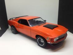 1/24 Ford Mustang 1970 by Gerry R.