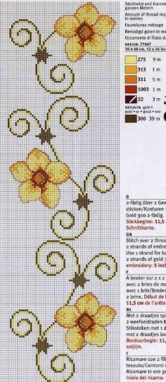 Cross Stitch Boarders, Cross Stitch Bookmarks, Cross Stitch Rose, Cross Stitch Baby, Cross Stitch Designs, Cross Stitch Embroidery, Cross Stitch Patterns, Cross Stitches, Christmas Embroidery Patterns