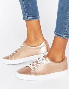 16 Pairs of Rose Gold Sneakers So Pretty, It s Impossible to Pick Your  Favorite b1769a1767