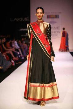 Shruti Sancheti. LFW 2013