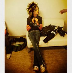 Bill Kaulitz 2007