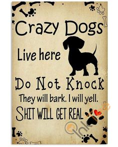 I Love Dogs, Puppy Love, Cute Dogs, Yorkies, Chihuahuas, Westies, Canvas Wall Decor, Canvas Frame, Schnauzers