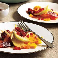 Winter Jeweled Fruit Salad | CookingLight.com