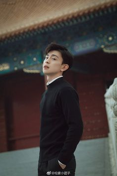 """Deng lun """"邓伦"""" 💕 on the 《上新了·故宫》The New Forbidden City 丨The New Palace"""