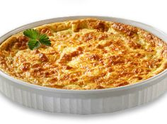 Receita de Quiche de Roquefort - massa folhada, Cream Cheese , Queijo Ralado, queijo minas frescal, roquefort, nata, ovo, sal, pimenta-do-reino branca