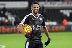 Rumour: Arsenal make Riyad Mahrez top summer target