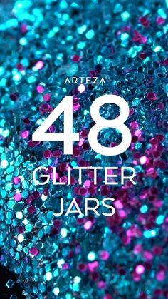 me ~ Watch this: 🔥HOT SALE!🔥 😍Glitter Shaker Jars - Set of 🔥Limited stock! Diy Arts And Crafts, Diy Crafts Videos, Resin Crafts, Crafts To Do, Diy Crafts To Sell, Diy Crafts For Kids, Glitter Wine Bottles, Glitter Jars, Mason Jar Crafts