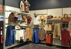 Merchandising and styling S/S15' 70s Newlook Meadowhall