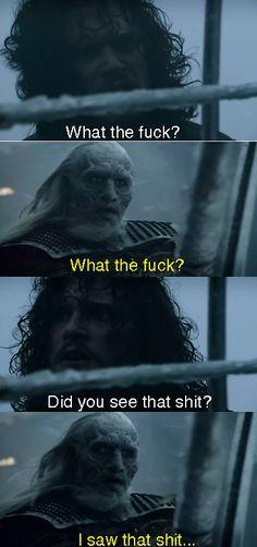 Jon Snow ~ Game of Thrones LMAO!