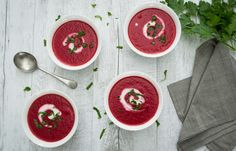 RECIPE ⎮ Beetroot, Coconut and Ginger soup ⎮ This amazing flavour combination is not only delicious, but really nourishing and healing. Even if you or someone in your family is not a fan of beetroot, this may just convert you. Food as medicine at its best.