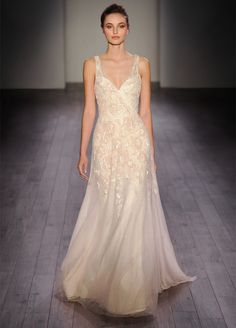 Bridal Gowns, Wedding Dresses by Jim Hjelm - Style jh8609