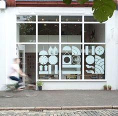 Cow & Co, Liverpool, UK. Designed by SB Studio.