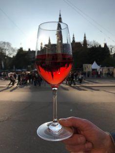 Schilcher   Rathausplatz Wien Vienna, Alcoholic Drinks, Wanderlust, Wine, Alcoholic Beverages