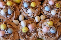Gluten free, vegan Easter cupcakes!    kuklacupcakes.wordpress.com