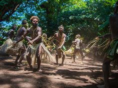 The famous custom village where the Oscar nominated 'Tanna'movie was filmed. Step back in time and see traditional custom ways of living of the Tannese. Tourism Website, Back In Time, Vanuatu, The Locals, Waterfall, Tours, Couple Photos, Beach, Movies