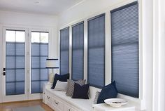 5 Natural Clever Tips: Bamboo Blinds Living Room bathroom blinds crown moldings.Wooden Blinds Outdoor blinds for windows office. Diy Blinds, Fabric Blinds, Shades Blinds, Curtains With Blinds, Valance, Window Blinds, Privacy Blinds, Blinds Ideas, Shutter Blinds