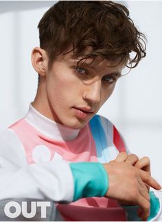 I'm in love with Troye's hair...