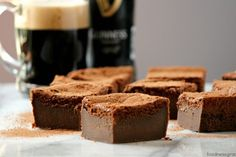 Guinness magic cake