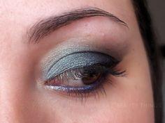 MakeUp Lab #4 | Camaleontic Blue | Vanilla & Beauty Things