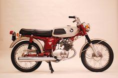 Honda SS125A
