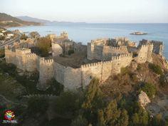 Mamure Castle, Mersin, Turkey