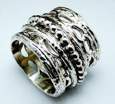 Sterling #silver #rings #Unisex #jewelry