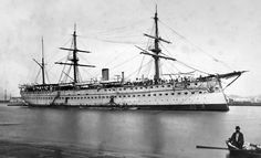 HMS Malabar was a Euphrates-class troopship launched in 1866, and the fifth ship of the Royal Navy to employ the name. She was designed to carry troops between the United Kingdom and British India, and was employed in that role for most of her life.