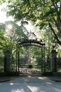Ornate Gates