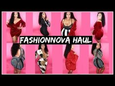 ef5d50d1997 Wearing Less And Going Out More In Fashion Nova Try On Haul