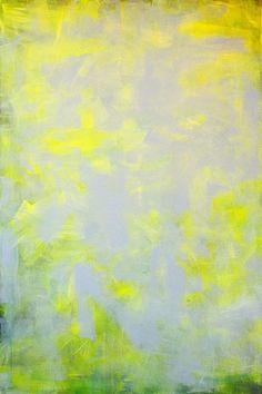 "Saatchi Online Artist: Anne Commet; Mixed Media, 2011, Painting ""Crossing I"""