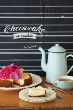 Cheesecake au speculos