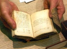 journal of Leonardo da Vinci
