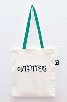 OUTFITTERS #totebag